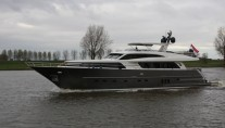 Wim van der Valk yacht THE NEXT EPISODE